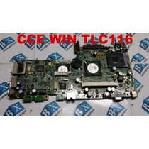 Placa Mãe Cce Win Tlc116 - Pci Mb Srr Rev:c1 + 560 + Proc