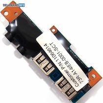 Placa Audio Cce Mod:a14im02 Usb V1.0 Nova Com Garantia