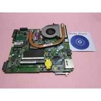 Placa Mãe Hbuster Hbnb-1402/210 Gratis Intel 2.2 + Cooler