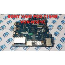 Placa Mãe Com Defeito Sony Vaio Pcg-7154m Vgn-ns21e
