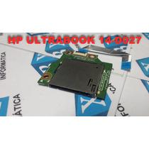 Placa Leitor De Cartãod E Memória Ultrabook Hp 14-d027br