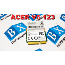 Mini Pci Wireless + Bluetooth Acer V5 123 Séries Qcwb335
