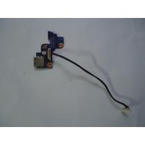 Placa Power Notebook Samsung Rv415-bd4br