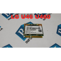 Mini Pci Wireless + Bluetooth Lg U46 U460 Wcbn610lh-l8