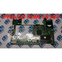 Placa Mãe Netbook Philco Phn 10103 + Intel N270