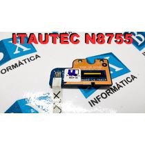 Leitor Biométrico Itautec N8755 Ls-7661p