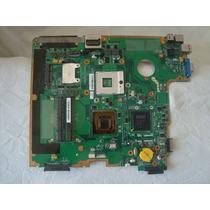 Placa Mãe Notebook Itautec W7640 W7645 -defeito