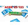 Placa Leds Inferior Acer V5 123 Séries Da0zhayb6d0 Rev: D