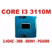 Processador Core I3 3110m Notebook 3ª Geração Sr0n1 Pga988