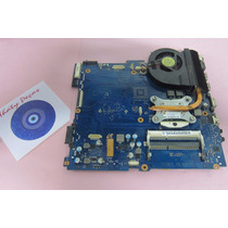Placa Mãe Samsung Rv411 Com Intel Core I3-380m + Kit Cooler