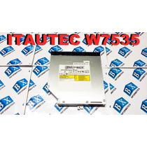 Drive Cd Dvd Itautec W7535 Ts-l633
