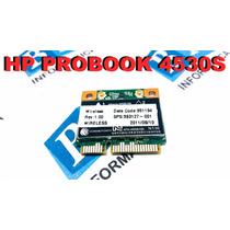 Mini Pci Wireless + Bluetooth Hp Probook 4530s Ar5b195