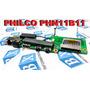 Placa Io Board Usb Lan Audio Philco Phn11b11 - 11003 11053
