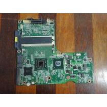 Placa Mãe Intel P/ Notebook Positivo Aureum 3500