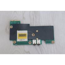 Placa De Audio Do Notebook Positivo Premium 2035