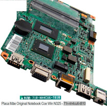 Placa Mãe Original Notebook Cce Win N325 - 71r-nh4cu6-t810