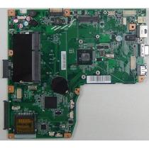 Placa Mãe Notebook A14 Avmx (oem) Com Processador Atom