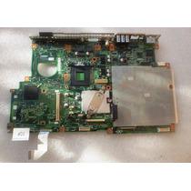 Placa Mãe Notebook Toshiba 2405-s201 Com Defeito Para Peças.