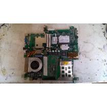 Placa Mãe Notebook Toshiba Satellite M65 S909 Ebq10 La 2741