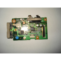 Placa Usb + Som Liga Wireless Microfone Notebook Cce Nextera