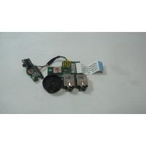 Placa De Som Interruptor Wifi Notebook Toshiba M55x