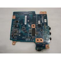 Placa De Som A5a000673010 Notebook Toshiba A20 S207