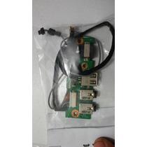 Placa Conector De Som Positivo Pn 6-77-m5ss8-d02 V.02