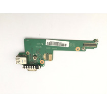 Placa Conector Usb Vga Notebook H-buster Hbnb 1401 210 110