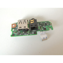 C1 Placa Audio/usb Netbook Hp Mini 110 1030 Usado