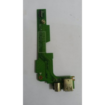 Placa Usb Do Notebook Dell 1525 Modelo 07534-2 Ds2 Rio Board