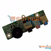 Placa Usb Audio Hp Mini 110-1000 Compaq Cq10 Séries 537614-