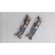 Placa Power + Usb P/ Note Acer 3100 / 3650/ 3690/ 5100/ 5610