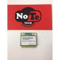 Placa De Rede Wifi Netbook Samsung N150