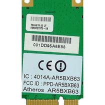 Placa Rede Wireless Hp Dv6000 Dv6232br Ar5bxb63 T60h976.00