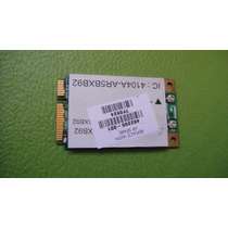 Placa Wireless Original Notebook Hp Dv5 Semi Nova