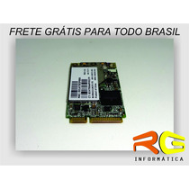 Placa Wireless Notebeook Hp Pavilion Tx1000 #036