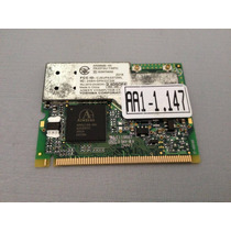 Aa147 Wireless Notebook Toshiba A60 A65 A70 A75 Pa3373u-1mpc