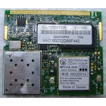 Placa Mini-pci Wireless Agere Mpci3a-20/r Toshiba Compaq