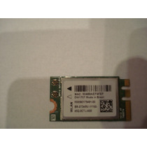 Placa Mini Pci Card Dw 1707 Wireless Bluetooth P/n 0t3krv