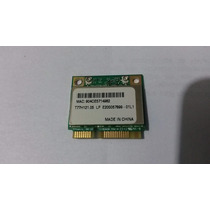 Placa Wireless Wi-fi Netbook Samsung N150