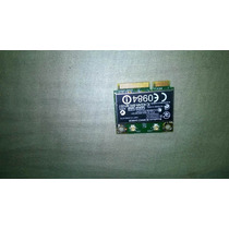 Placa Wi-fi Notebook Hp G42 / Hp Dm1 C/ Bluetooth