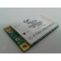 Placa Wifi Notebook Hp Dv 6000 Séries Sps#459339-001