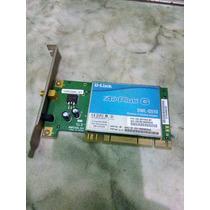 Placa Wifi Pci Com Defeito Airplus G-link