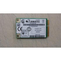 Placa Wireless Notebook Dell Latitude D620 D630 0jc977