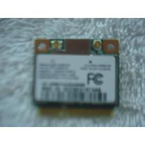 Placa Wireless De Notebook Mod. Ar58125 E1 471 6613 Acer