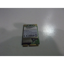 Placa Wireless Bcm94312mcg Notebook Emachines E625