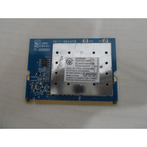 Toshiba Satellite A70 A75 Mini Pci Card Wireless