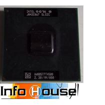 Processador Intel Dual-core Mobile T4500 Slgzc 2.3 1m C:023