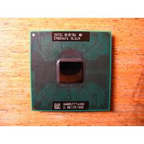 Processador Note Pentium Core2duo T6400 2,00ghz Socket P