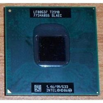 Processador Notebook Dual Core T2310 1.46 1m 533mh Ppga478